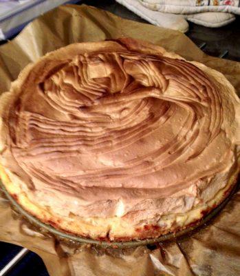 Lemon merengue pie 22 cm € 22,50