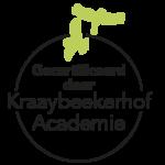 Gecertificeerd door Kraaybeekerhof Academie